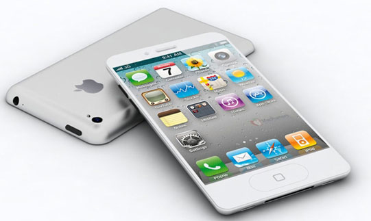 iPhone 5 New features
