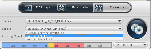 DVD to ISO Copying