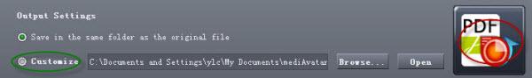 PDF to reflowalbe EPUB convert