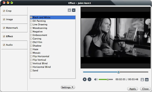 how to convert video formats on Mac