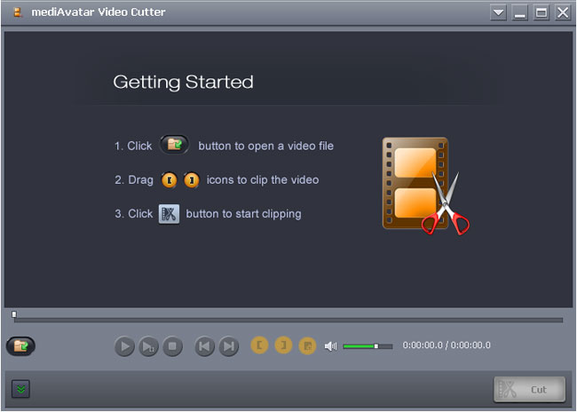 how to cut video