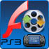 Convert FLV  to PSP/PS3 Videos Mac