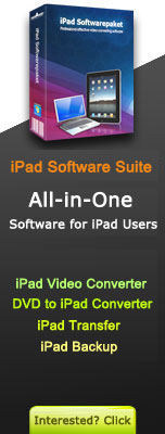 iPad Software Suite mac