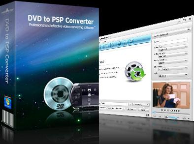 DVD to PSP Converter